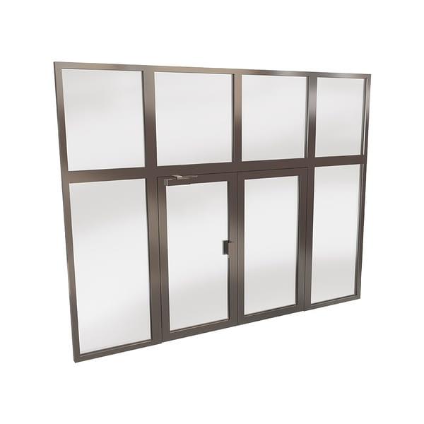 Glazed Security Doors
