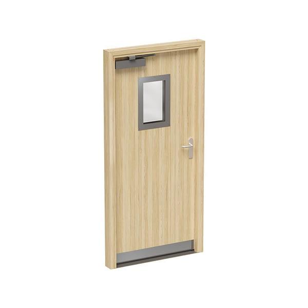 Timber Staffline Doors