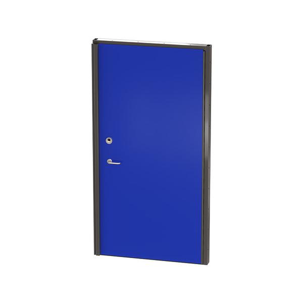 Steel Stalwart Doors